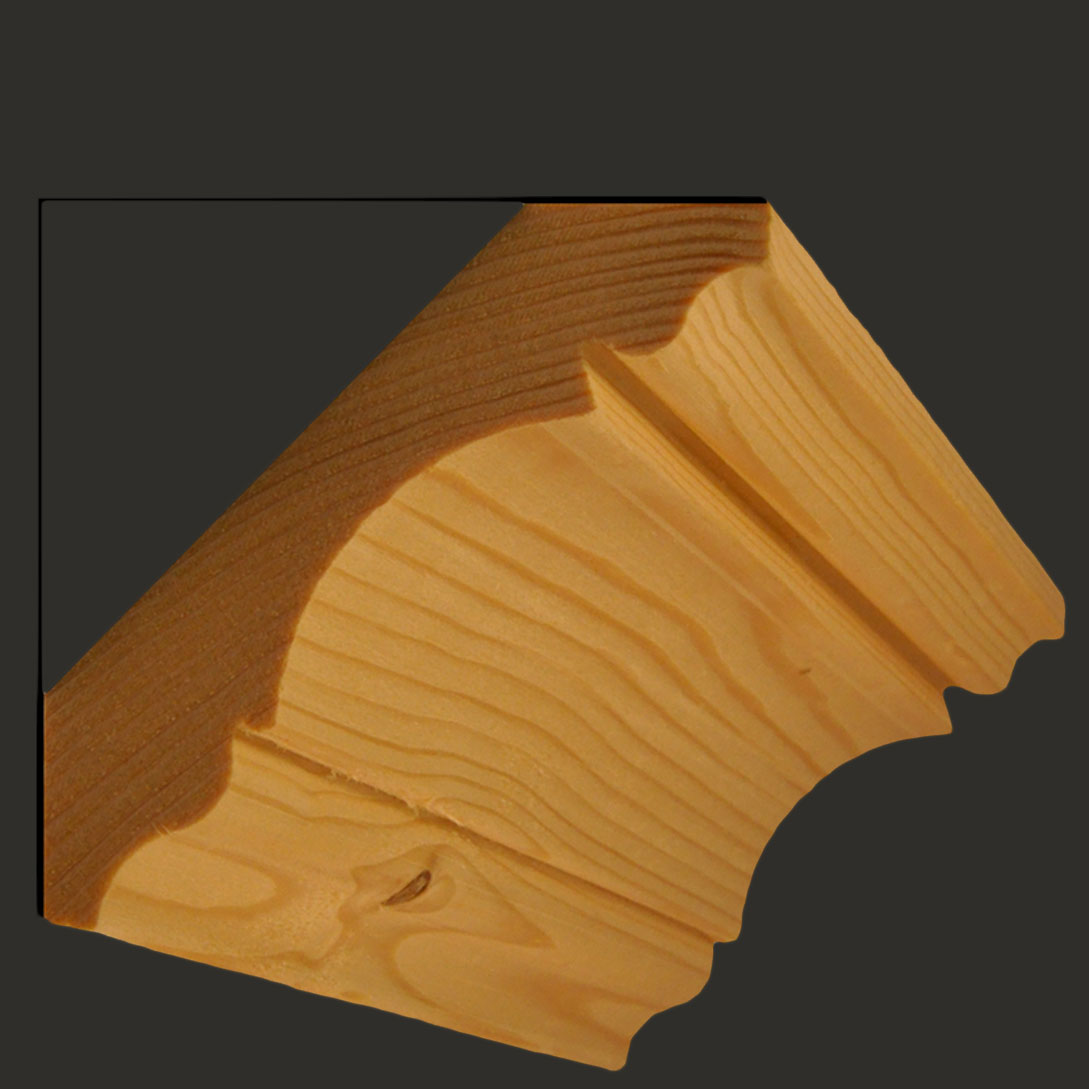 Moulures bois de d coration la moulure bordelaise for Corniche bois plafond