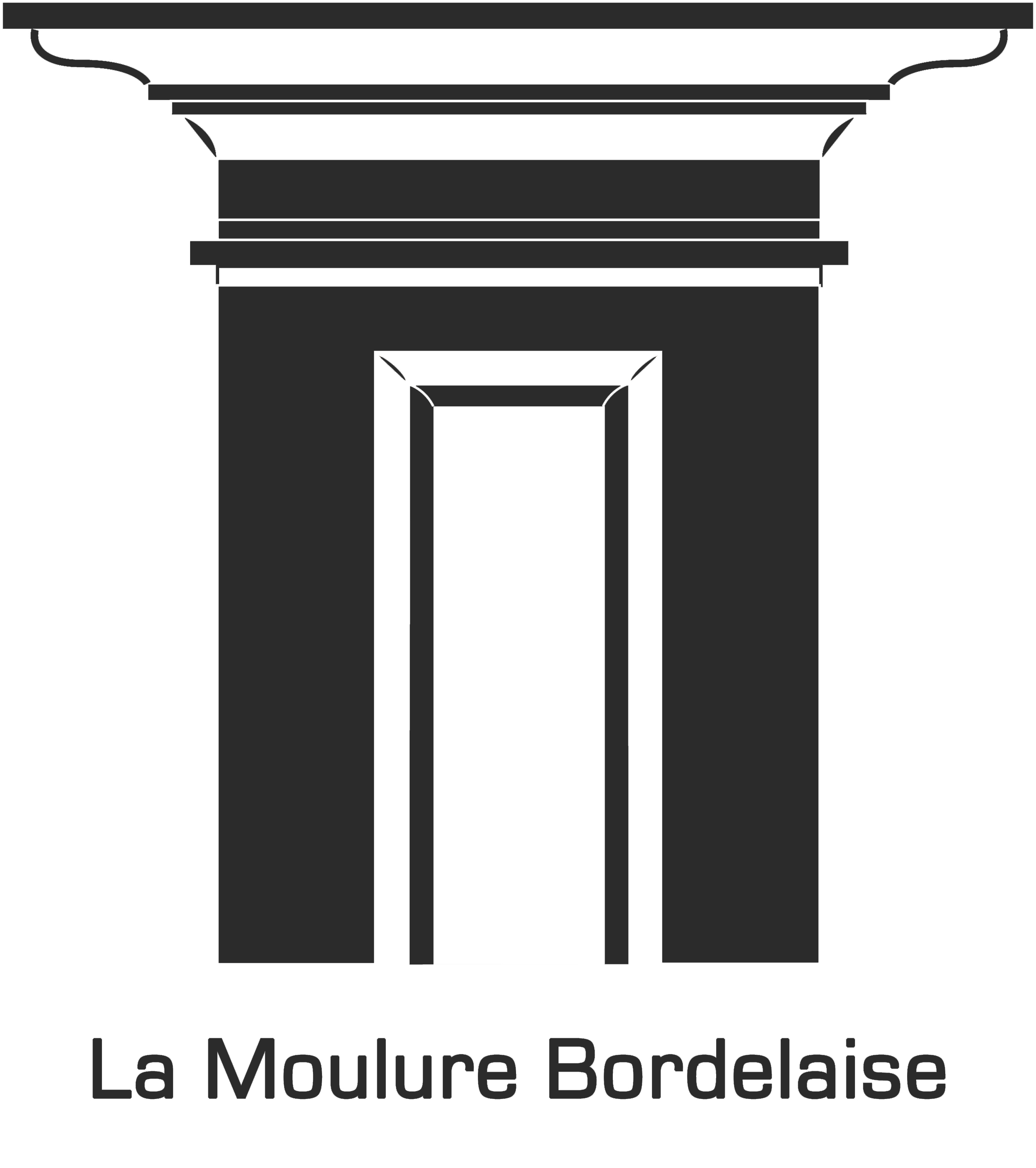 kit dcoration de porte la moulure bordelaise