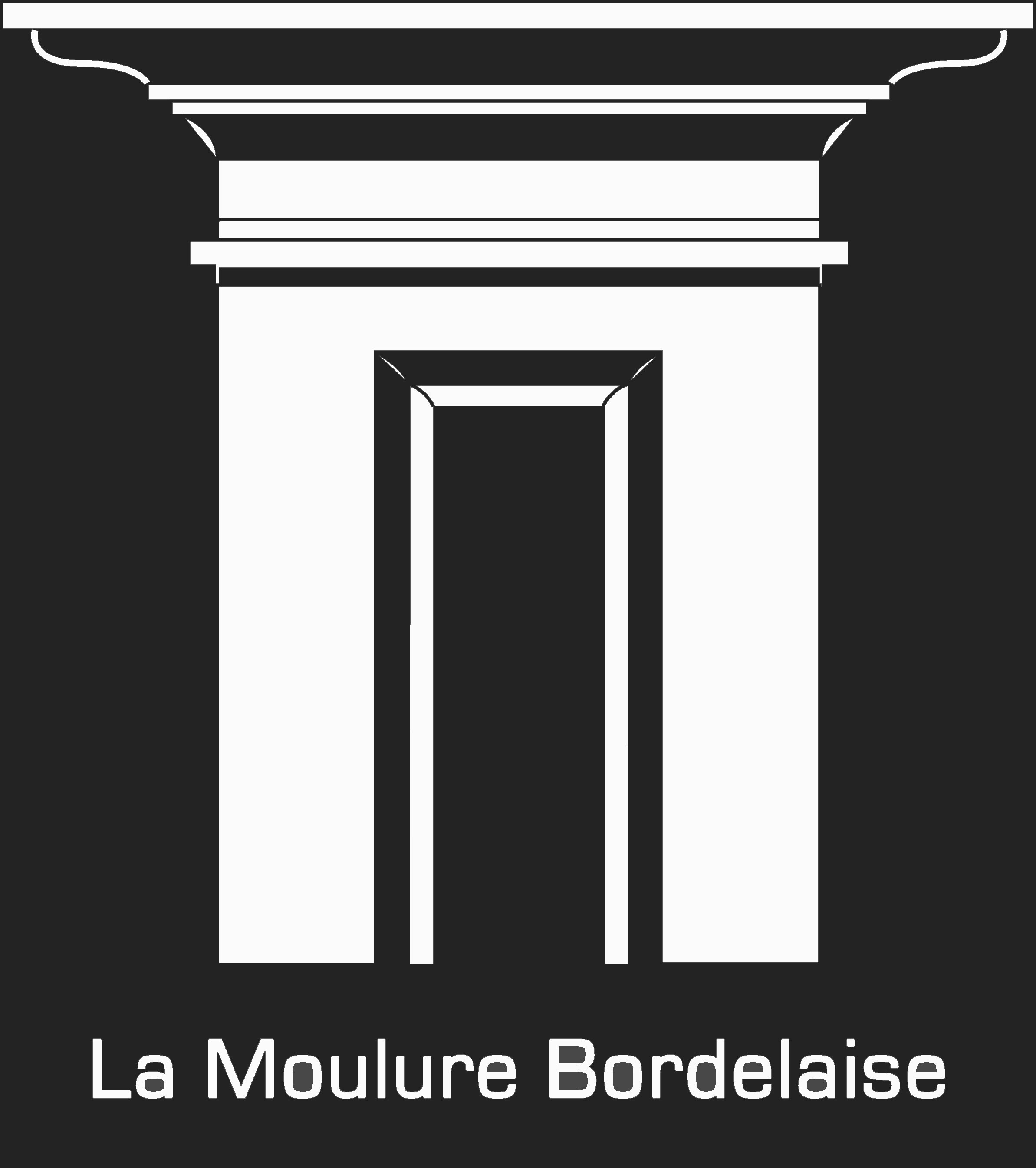 Logo, La Moulure Bordelaise
